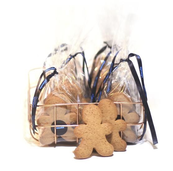 galletas artesanas de jengibre en vigo